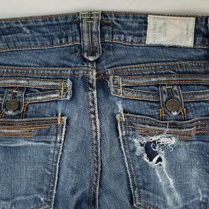 Taverniti So Jeans Factory Distressed Janis Sz 27